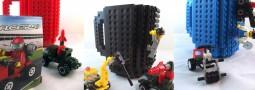 Tazones Lego!