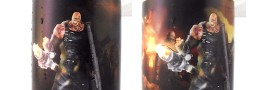 Tazón mágico, Nemesis, Resident Evil