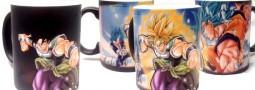 Tazón Broly, Goku, tazón mágico dragon ball