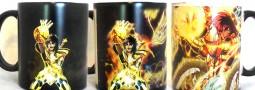 Tazón mágico, Saint Seiya, Dohko de Libra, Caballeros del Zodiaco