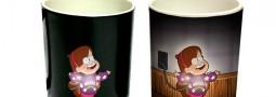 Tazón mágico, Gravity Falls, Mabel