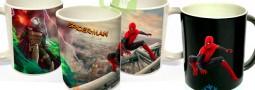 Tazón mágico Spiderman