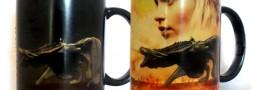 Tazón mágico, GOT, Game of Thrones, juego de tronos, Daenerys Targaryen, Khaleesi