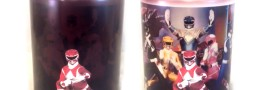 Tazón mágico, Power Rangers, taza Power Rangers
