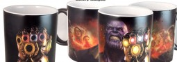 Tazón mágico, Thanos, Avengers, Guantelete