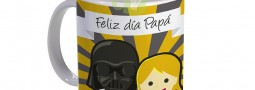 Tazón día de Padre, Star Wars, Darth Vader
