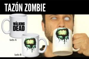 Tazón Zombie
