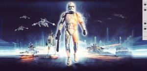 Tazón mágico Stormtrooper 2.0