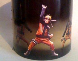 Tazón mágico Naruto Rasengan