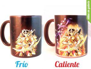 Tazón mágico, Saint Seiya, Aioros de Sagitario, Caballeros del Zodiaco